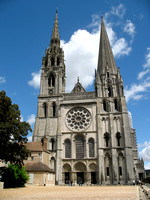 Chartres Cathedral 2007